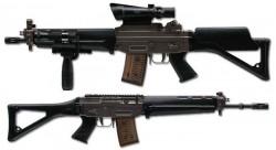 Штурмовая винтовка SIG SG 551