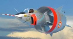 Экспериментальный самолёт SNECMA C.450 Coleoptere