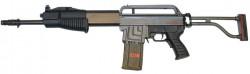 Боевое ружьё Franchi SPAS-15