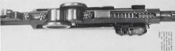 Маховичный механизм пулемета Барнитцке