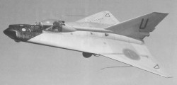 Экспериментальный самолёт Saab-210 Draken