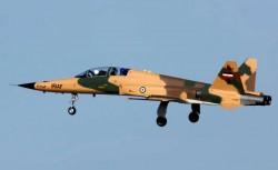 Опытный истребитель Saeqeh / Saeqeh II