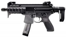 Пистолет-пулемет SIG-Sauer MPX