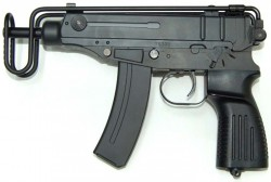 Пистолет-пулемёт Scorpion Vz.61