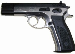 Пистолет Sphinx AT 2000