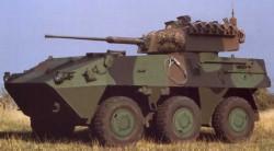Бронеавтомобиль Steyr Pandur