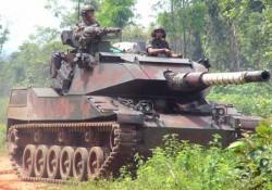 Легкий танк Commando Stingray