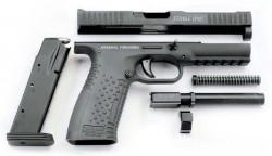 Пистолет «Чёрный стриж» / Strike One