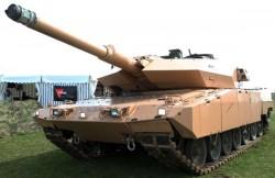 Основной боевой танк Strv 122
