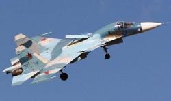 Учебно-боевой истребитель Су-33КУБ
