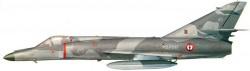 Палубный штурмовик Super Etendard
