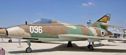 Истребитель-перехватчик Dassault «Super Mystere»