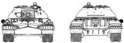 Тяжёлый танк Т-10 (объект 730)