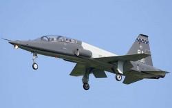 Учебно-тренировочный самолет T-38 Talon