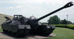 Опытный тяжёлый танк T28 / T95