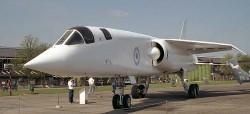 Истребитель-бомбардировщик BAC TSR.2
