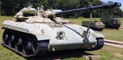 Опытный лёгкий танк T92
