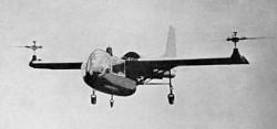 Опытный самолёт Transcendental 1-G