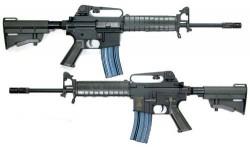 Штурмовая винтовка Type 65 (T65)