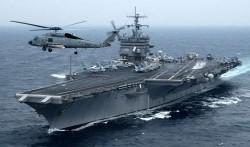 Атомный авианосец USS Enterprise (CVN-65)
