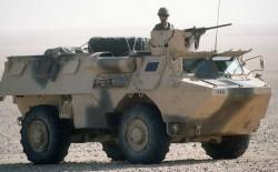 Колесный бронетранспортер VAB