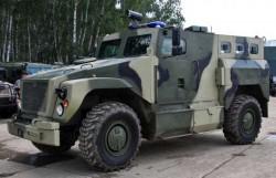 Бронеавтомобиль ВПК-3924 СПМ-3 «Медведь»
