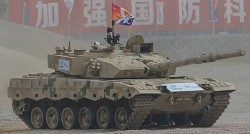 Основной боевой танк VT2B