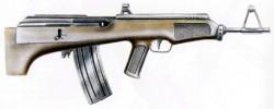 Штурмовая винтовка Valmet M82