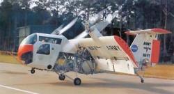 Экспериментальный самолёт Vertol VZ-2
