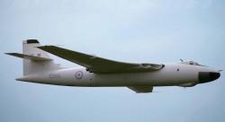 Стратегический бомбардировщик Vickers Valiant