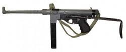 Пистолет-пулемёт Vigneron M2