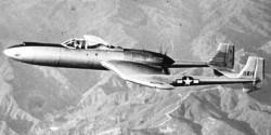 Опытный истребитель Vultee XP-54