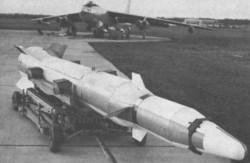 Проект ракетного комплекса WS-199B «Bold Orion»