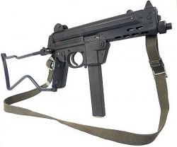 Пистолет-пулемёт Walther MPK