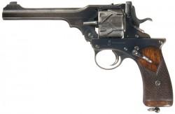 Револьвер Webley-Fosbery Automatic Revolver