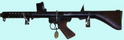 Пистолет-пулемёт X-3