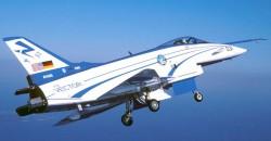 Экспериментальный самолёт Rockwell-MBB X-31A