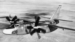 Опытный дальний штурмовик XA2J-1 Super Savage