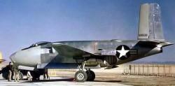 Опытный бомбардировщик Douglas XB-43 Jetmaster