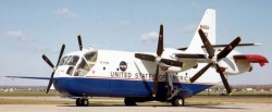 военно-транспортный самолёт LTV XC-142