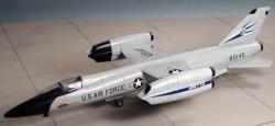Проект истребителя-бомбардировщика Bell D-188A / XF-109