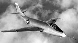Опытный истребитель McDonnell XF-88 «Voodoo»