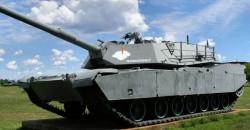 Опытный основной танк XM1