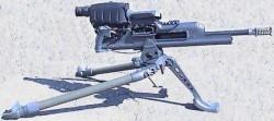 Автоматический гранатомет XM307 ACSW Advanced Crew-Served Weapon