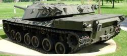 Опытный основной танк XM803