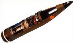 Кассетный артиллерийский снаряд XM898 SADARM