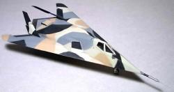 Экспериментальный самолёт Lockheed XST Have Blue