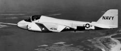 Опытный палубный штурмовик Grumman YA2F-1
