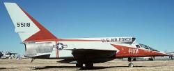 Истребитель-бомбардировщик YF-107A «Ultra Sabre»