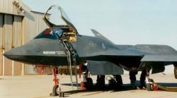 Многоцелевой истребитель YF-23 Black Widow II